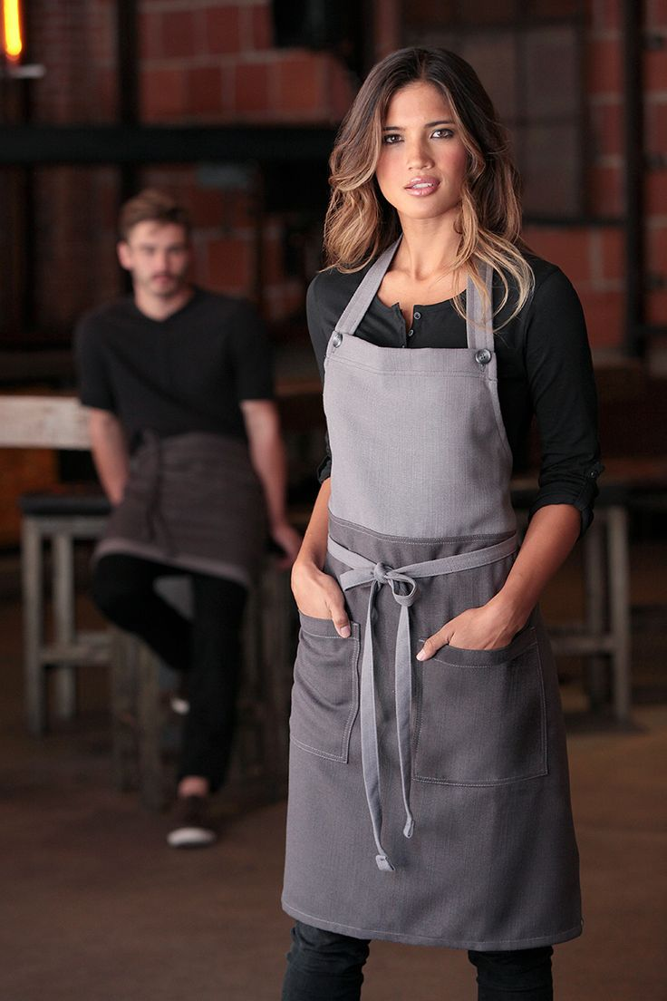 Black Traditional Chef Hat Best Bib Apron And Contrast
