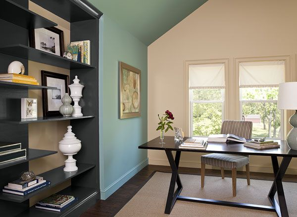 interior paint ideas and inspiration sherwin william on office color scheme ideas id=67315