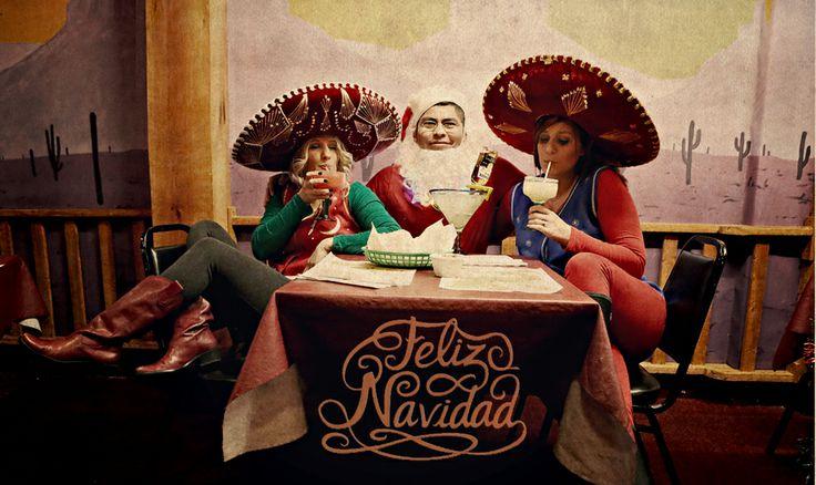 Funny Christmas Card For Single Girls Mexican Christmas