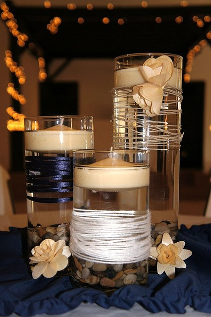 257 Best Images About Floating Candles On Pinterest