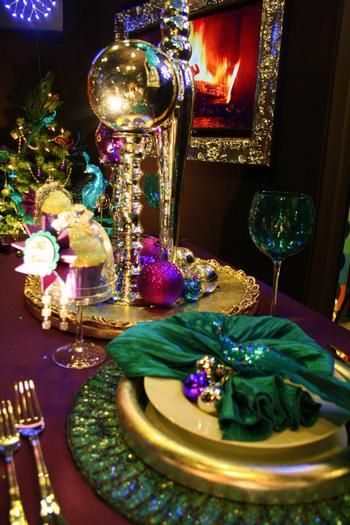 Better Homes And Gardens Christmas Table Ideas