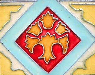 1000 images about art nouveau tile on pinterest on kaboodle kitchen navy id=64948