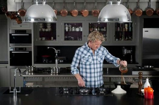 Gordon Ramsay Home Kitchen