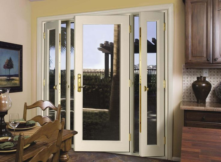 Vented Sidelight Patio Doors This Is What I Want To