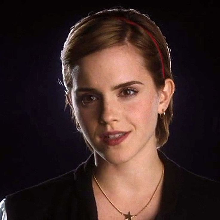 Emma Watson Perks Of Being A Wallflower I Have This Hair