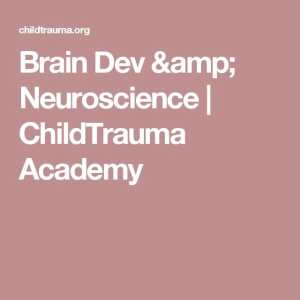 17 Best images about Trauma and the Brain on Pinterest ...