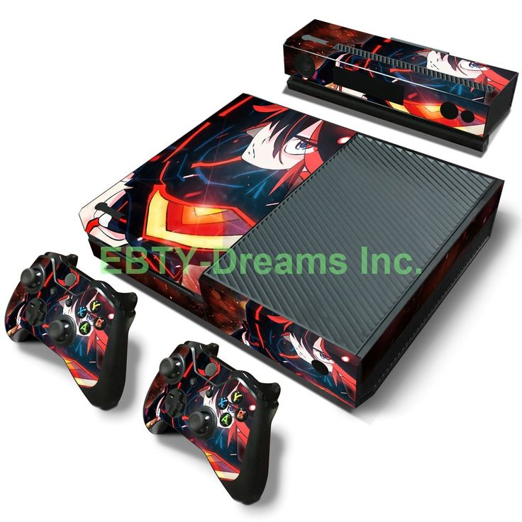 10 Images About Xbox One Anime Video Game Decal Sticker