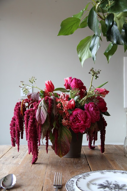 232 Best Amaranth Arrangements Images On Pinterest