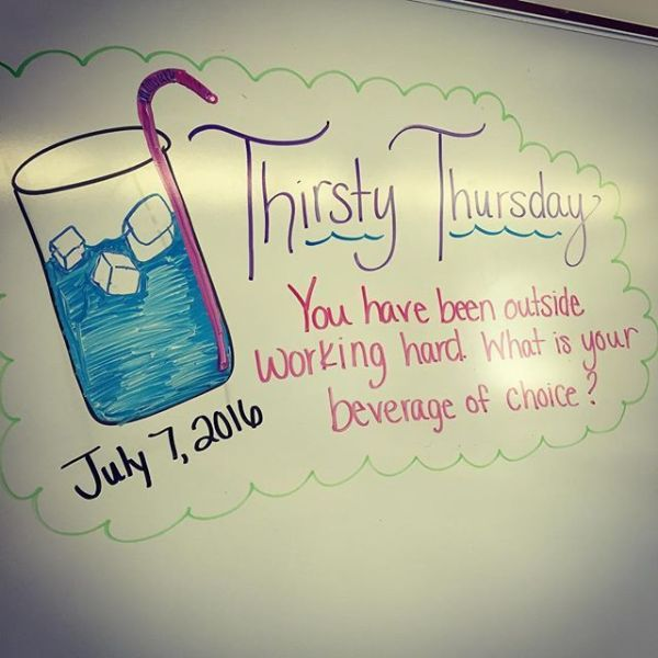 163 best images about White Board Messages on Pinterest ...