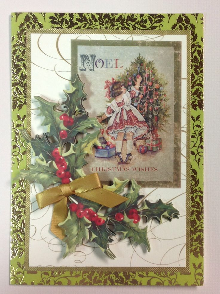 1717 Best Images About Handmade Christmas Cards On