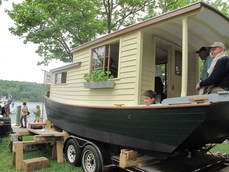 Shantyboat Living, The Book – Design Options