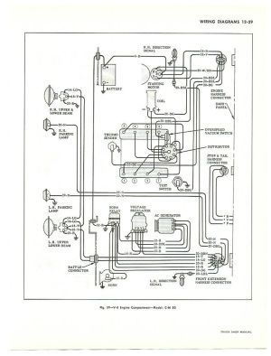 85 Chevy Truck Wiring Diagram | diagram is for large