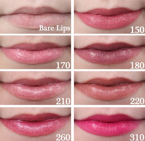 Rimmel Moisture Renew Lipstick Swatches 150 Piccadilly