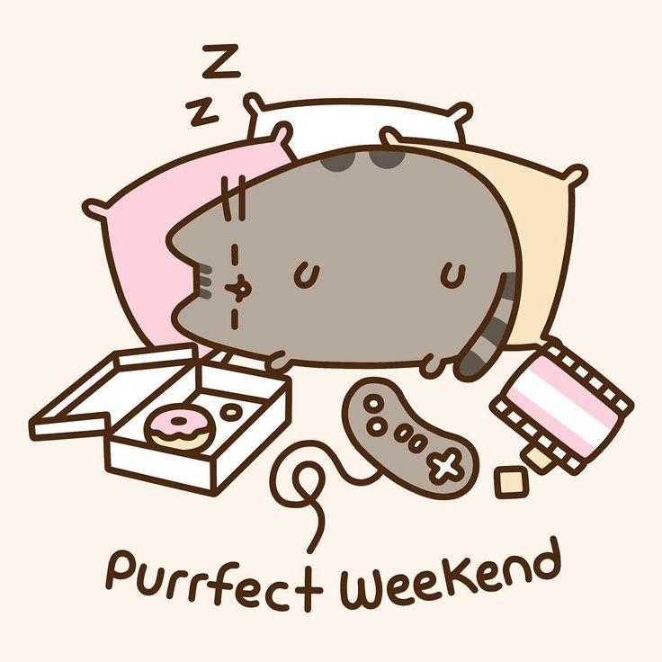 Pusheen Cat Facebook