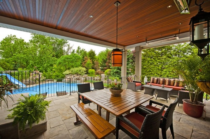 17 Best images about Deck Renovation Ideas on Pinterest ... on Patio Renovation Ideas id=49354