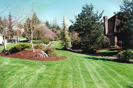20 best images about LAWN CARE & LANDSCAPING on Pinterest ... on Nice Backyard Landscaping Ideas id=95519