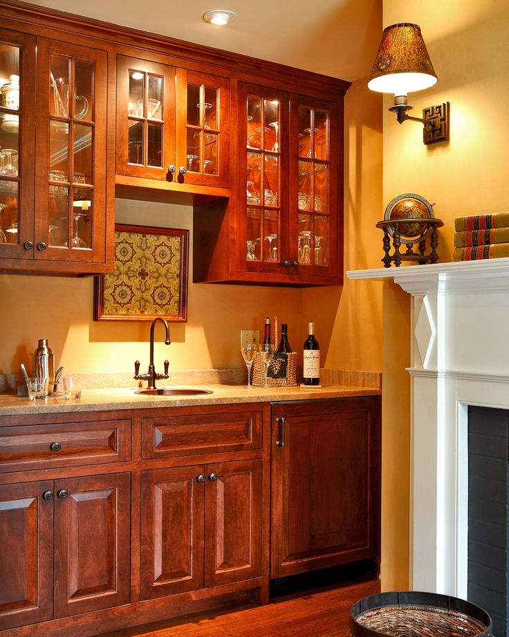17 Best images about Small basement wet bar ideas on ... on Small Wet Bar In Basement  id=20042