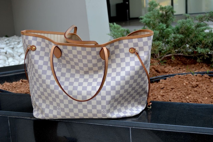 Louis Vuitton, Neverfull GM,large tote bag