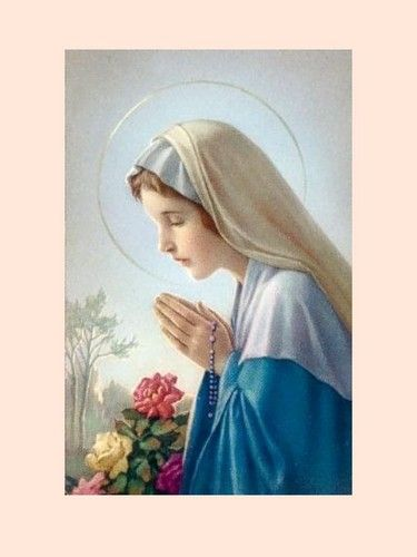 32 Best Images About The Blessed Mother Mary On Pinterest