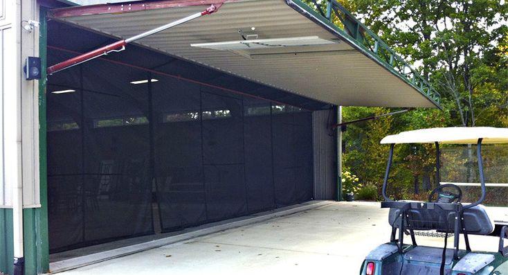 17 Best Images About Garage Screen Door On Pinterest