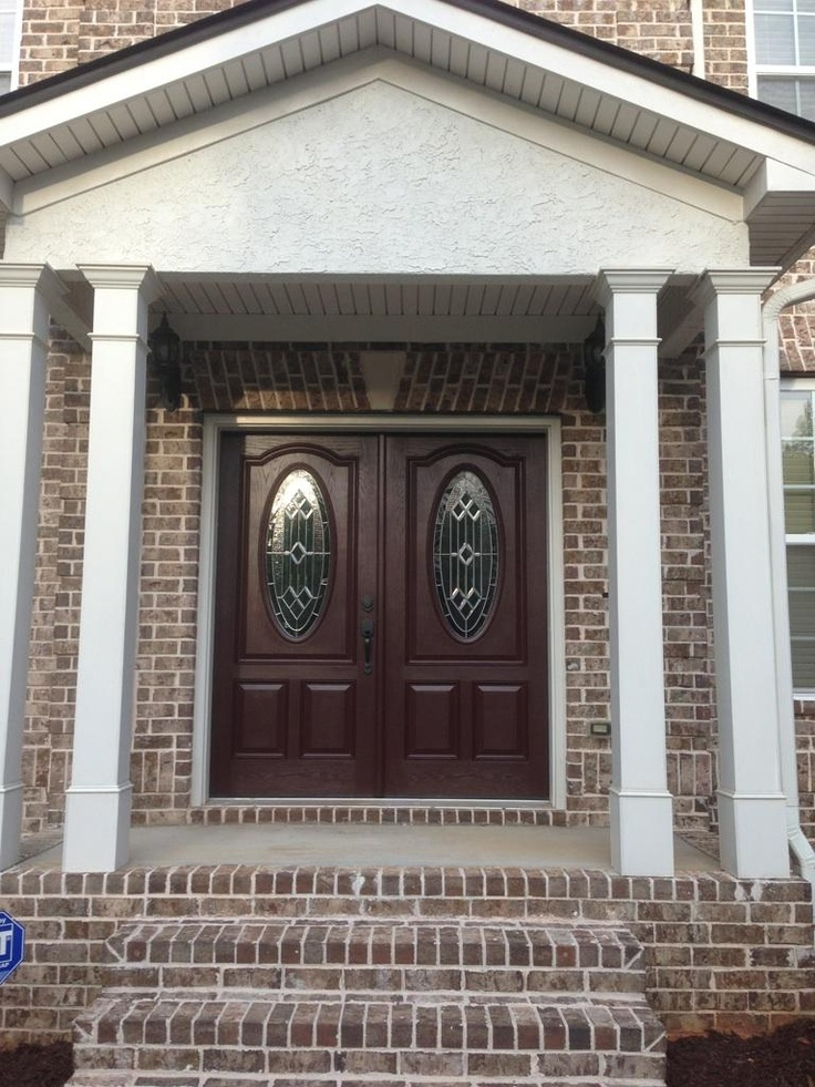 Sherwin Williams Polished Mahogany SW2838 Porches And