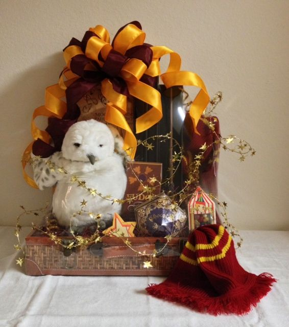 Gifts From Hogsmead Harry Potter Gift Basket Www