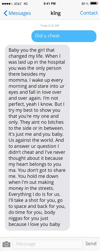 long distance crush texting