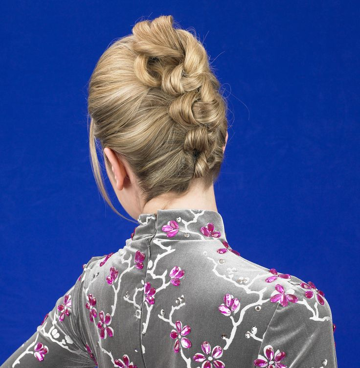 Martin Parsons Favorite Updos For A Black Tie Affair