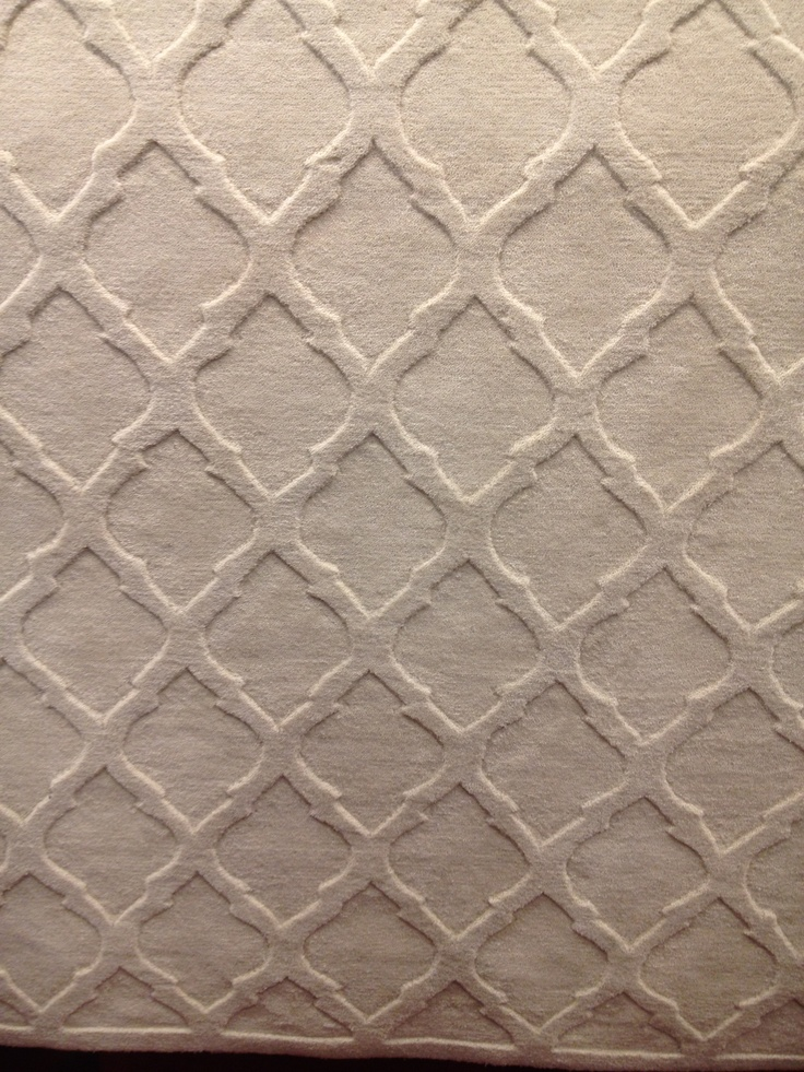 Pier 1 Moorish Tile Rug In Ivory Perfect Combo Of Classic Boho And Texture Just Bought