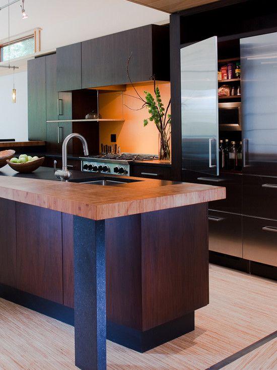 Modern Kitchen Design | Gardner Mohr Architects | Kitchen ... on Modern Kitchen Countertop Decor  id=79817
