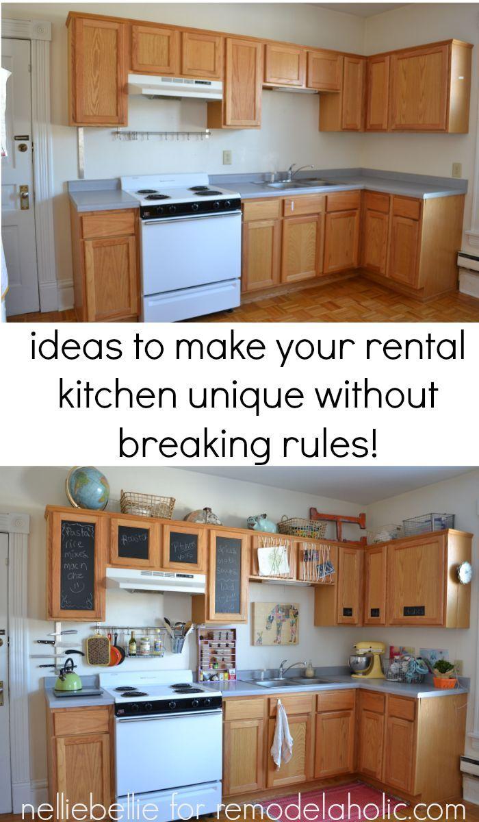Best Ideas Rental Kitchen Tiny Apartment