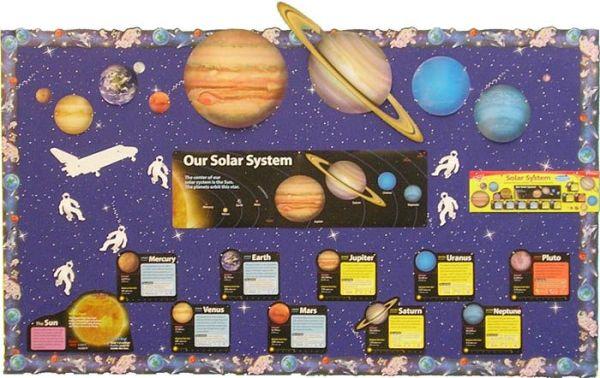 solar system crafts | Education Station - Bulletin Board ...