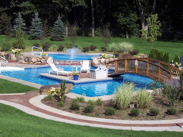 dream pool! | dream pools | Pinterest | Pools, Backyards ... on Dream Backyard With Pool id=72995