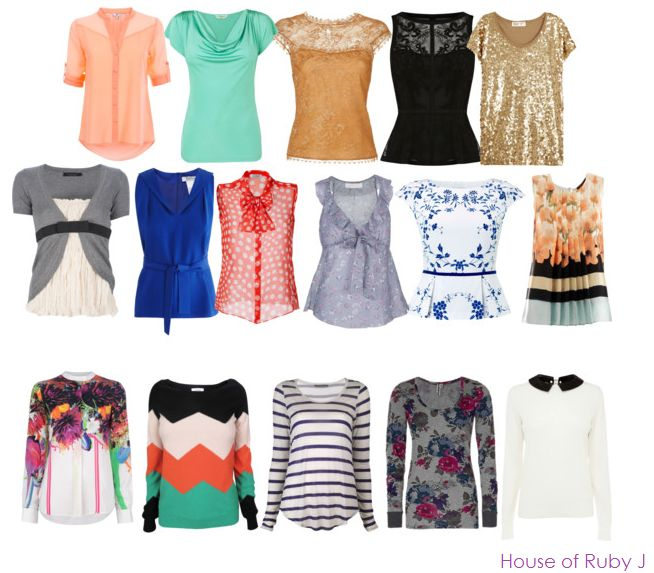 How To Dress The Rectangle Body Shape