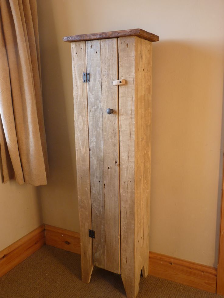 Tall Jelly Cupboard Pallet Wood Crafts Pinterest