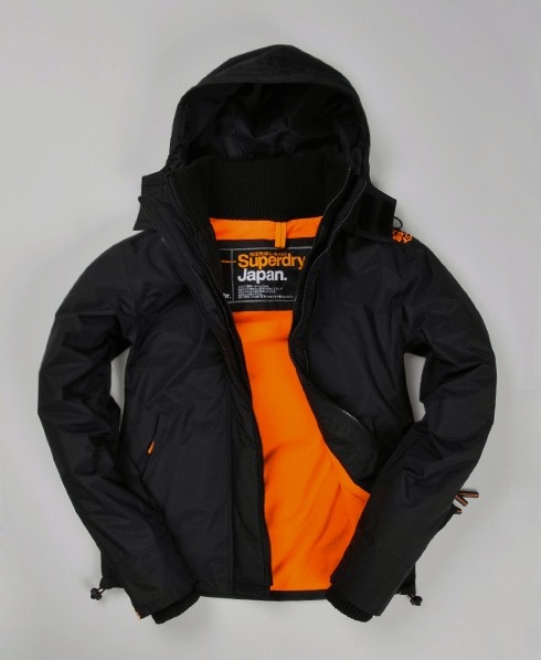 The Superdry Windcheater Jacket Fits Nicely Is Very Warm