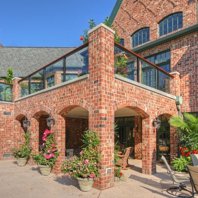 Brick Columns And Arches Decks Porches Patios
