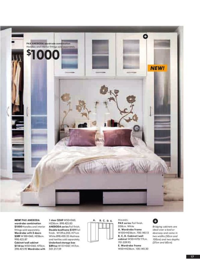Ikea Bedroom Ad 2008 Clean And Simple Perfect For My New Now