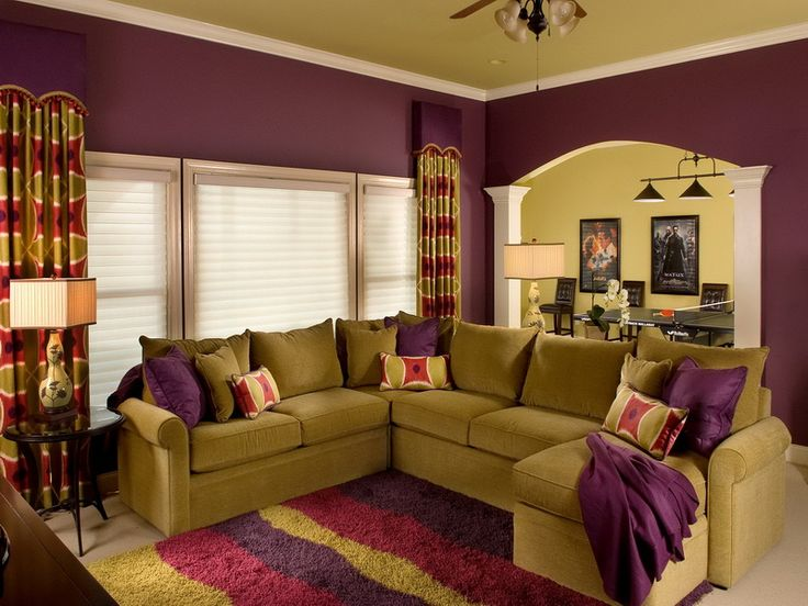 wall living room paint eggplant color scheme if i only on living room color schemes id=47844