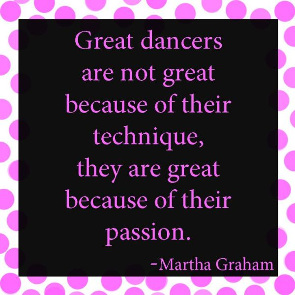 17 Best Dance Teacher Quotes on Pinterest | Dance quotes ...