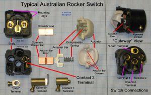 File:Typical Australian Rocker Switchjpg | Wiring