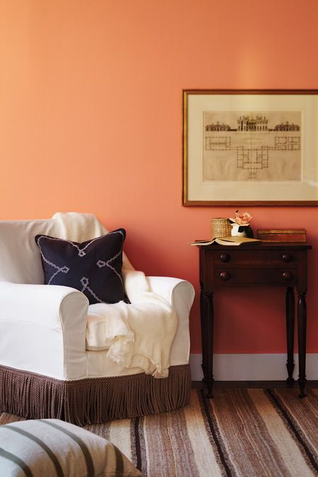 Light Chair Accent Pink