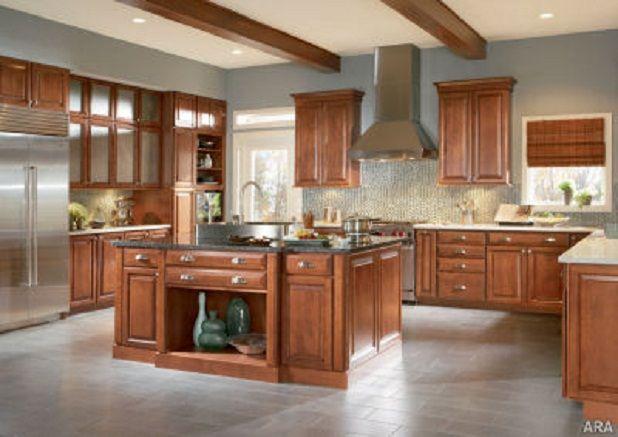 Open Kitchen Design App