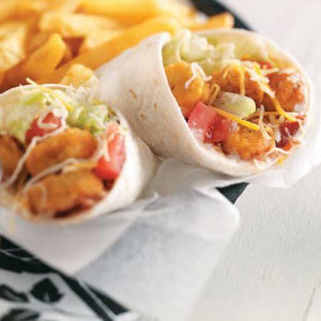 25+ best ideas about Southwest chicken wraps on Pinterest ...