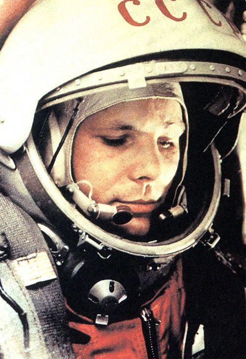 Yuri Alekseyevich Gagarin 9 March 1934 27 March 1968