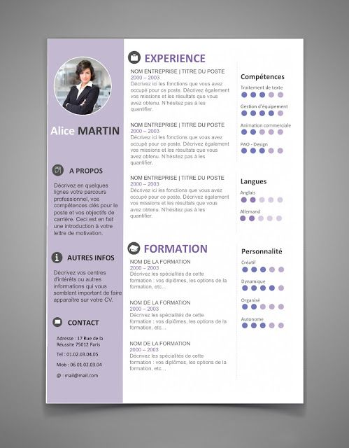 Your resume should be different compared to all the others, and yet communication skills is one of the traits that everyone puts in their resume. Buy Resume Template Word Free Resume Templates For Microsoft Word