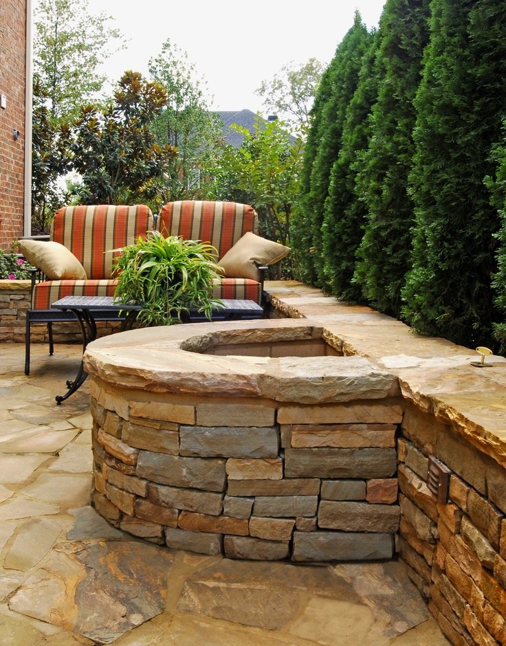 Fireplaces And Firepits A Collection Of Ideas To Try