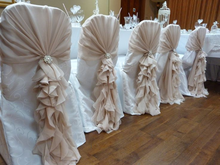 8 Best Images About Ruffle Chair Hoods On Pinterest Tea