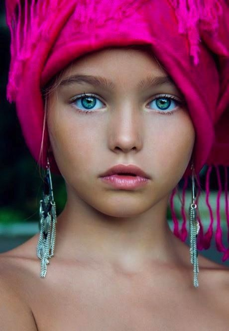 Piercing Blue Eyes | MartaLu fashion designer ...