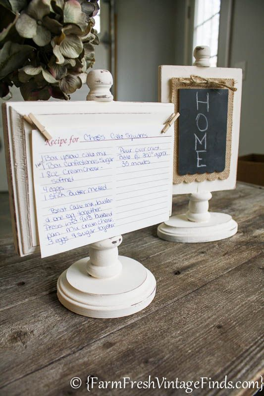 25 Best Ideas About Recipe Card Holders On Pinterest